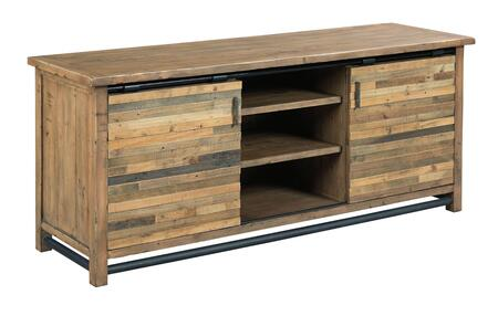 Reclamation Place Collection 523-926 ENTERTAINMENT CONSOLE in Reclaimed