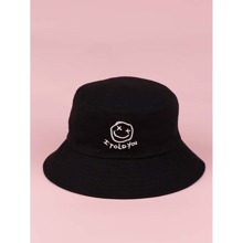 Smile Face Bucket Hat