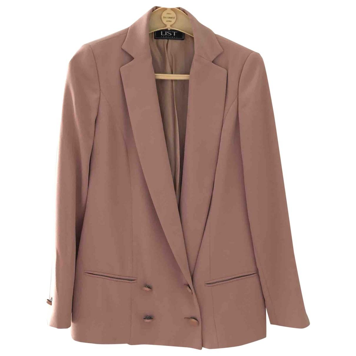 - Veste   pour femme - rose