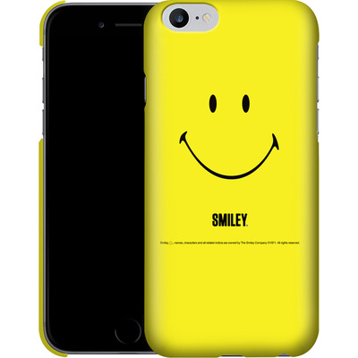 Apple iPhone 6 Plus Smartphone Huelle - Smiley All Over von Smiley®