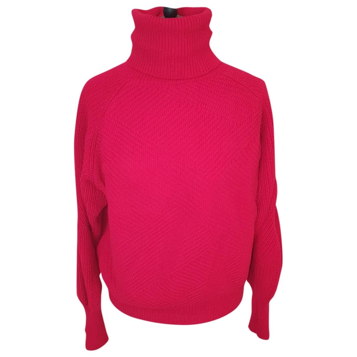 Tara Jarmon \N Red Wool Knitwear for Women 38 FR