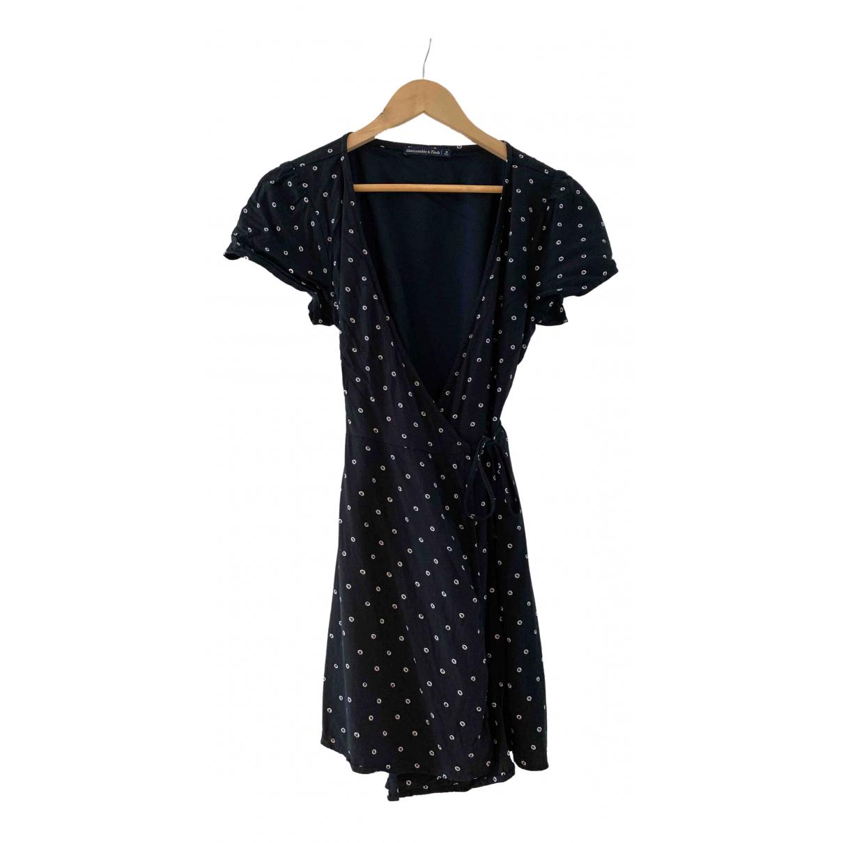 Abercrombie & Fitch - Robe   pour femme - noir
