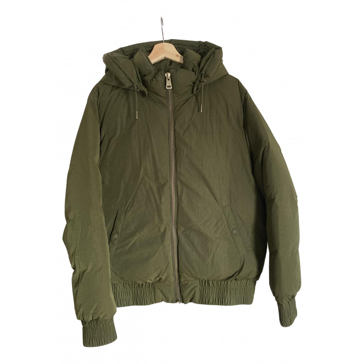 Ami \N Khaki jacket  for Men XL International
