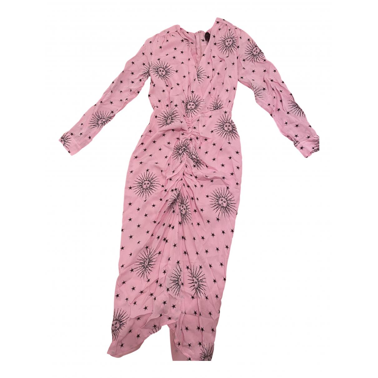 Birgitte Herskind \N Pink dress for Women 38 FR