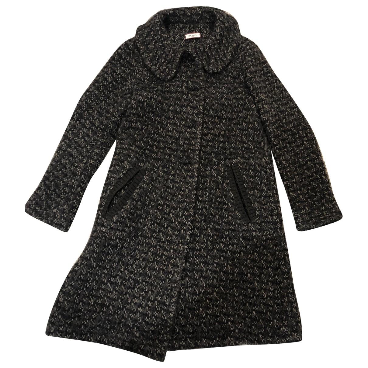 Max & Co \N Multicolour Wool coat for Women 36 FR