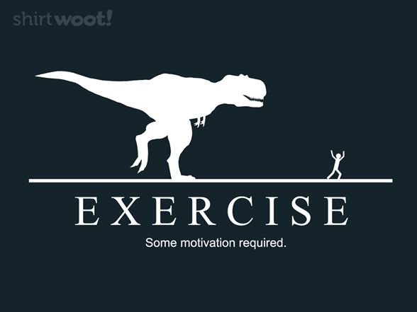 Some Motivation Required Navy Remix T Shirt