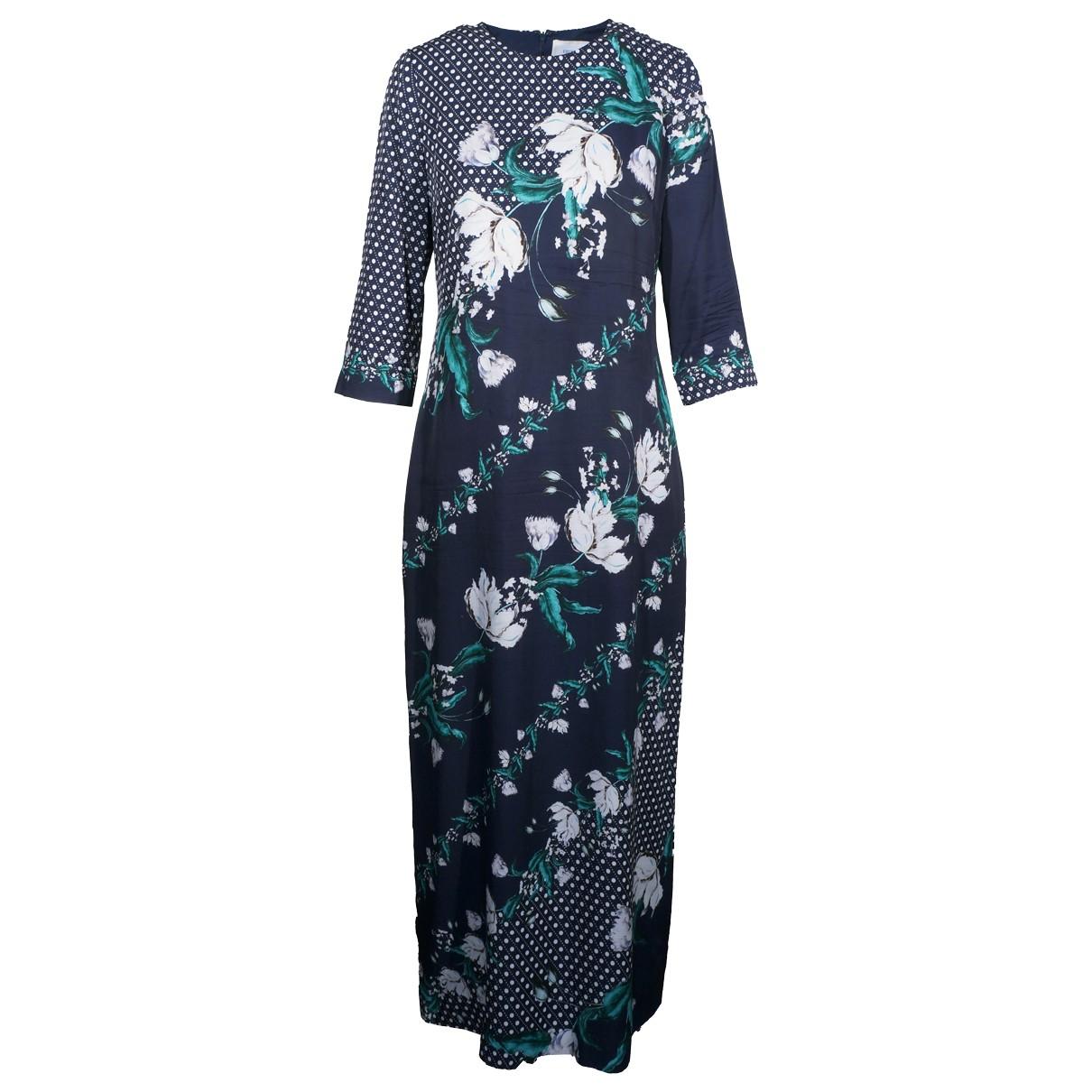 Erdem \N Blue dress for Women 36 FR