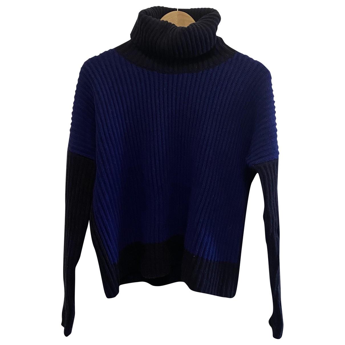 Ports 1961 \N Navy Wool Knitwear for Women M International