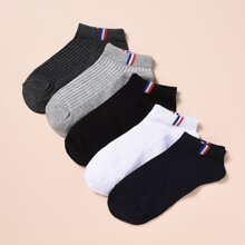 5 pares calcetines de hombres de canale