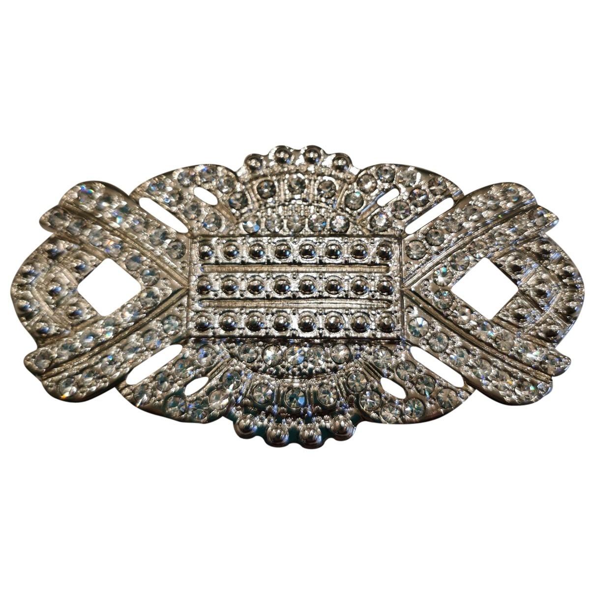 Swarovski \N Silver Crystal Pins & brooches for Women \N