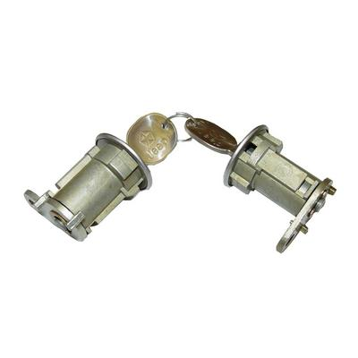 Omix-ADA Hardtop Door Lock and Key Set - 11813.02