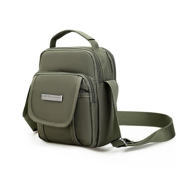 Casual Mans Waterproof Crossbody Bag