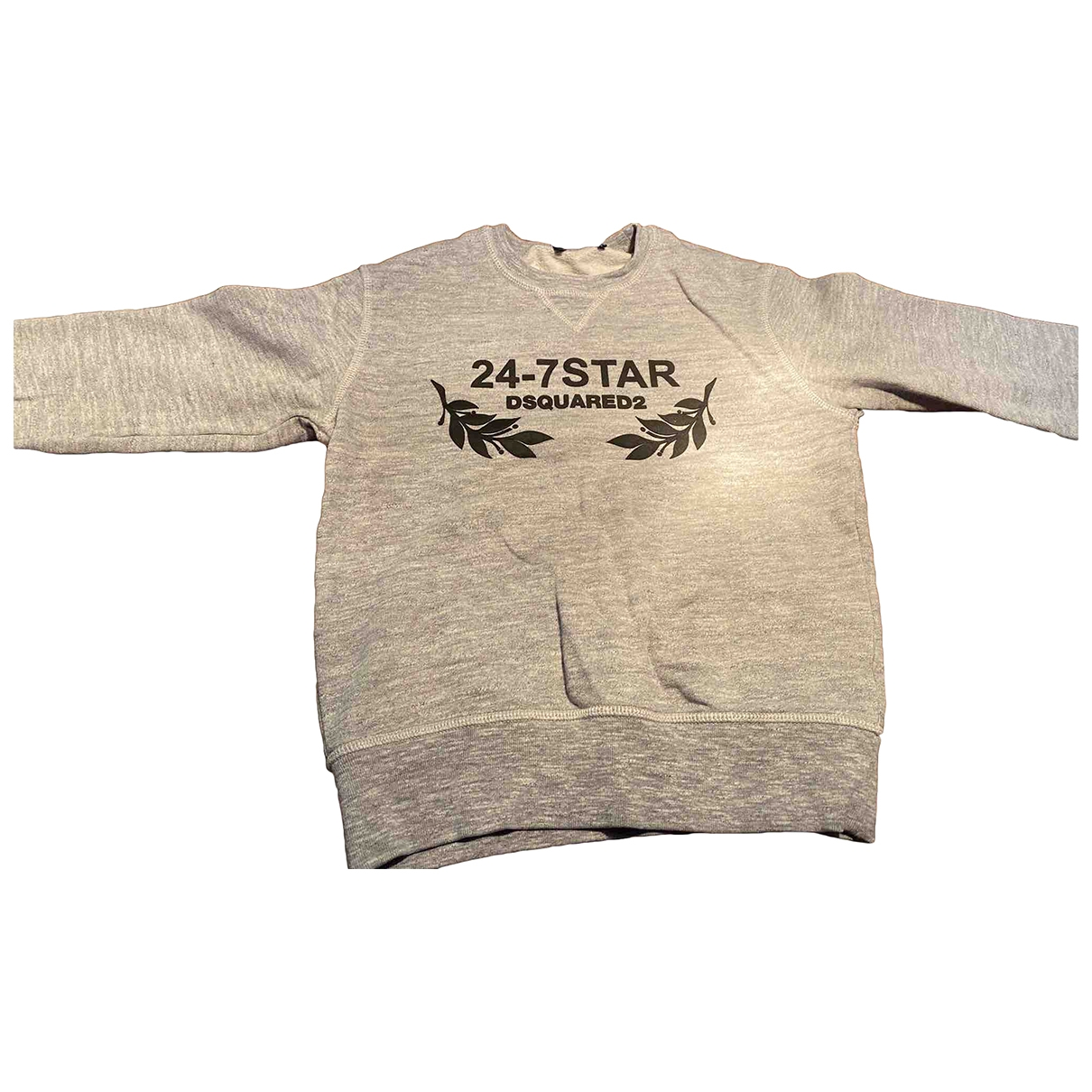 Dsquared2 \N Grey Cotton Knitwear for Kids 10 years - until 56 inches