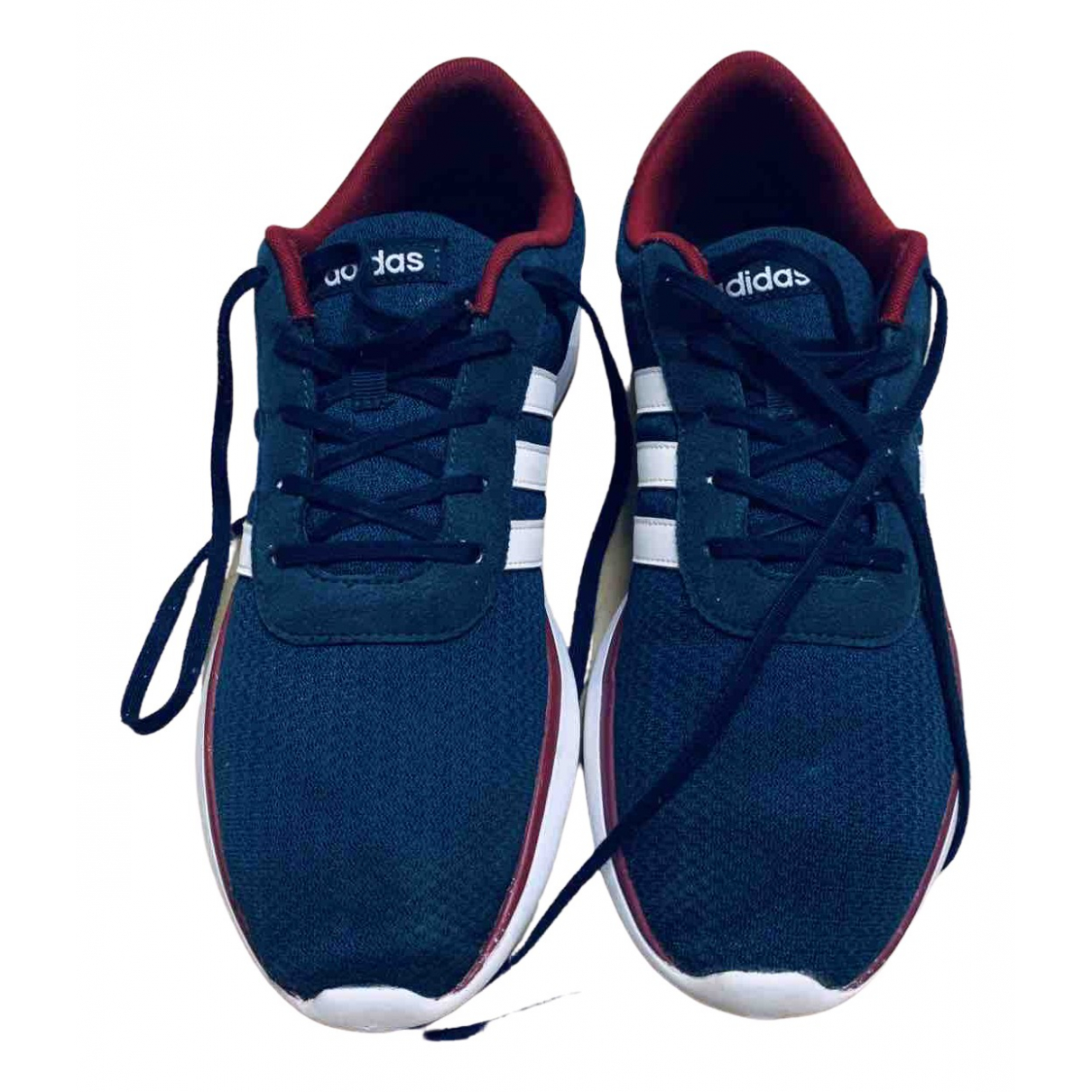 Adidas \N Blue Trainers for Men 45.5 EU