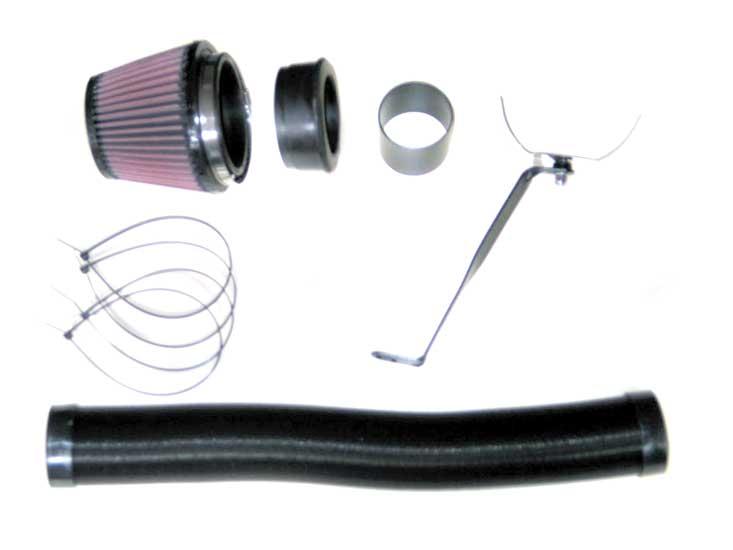 K&N 57-0521-1 Performance Air Intake System