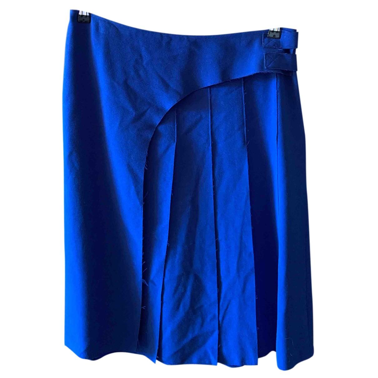 Joseph - Jupe   pour femme - bleu