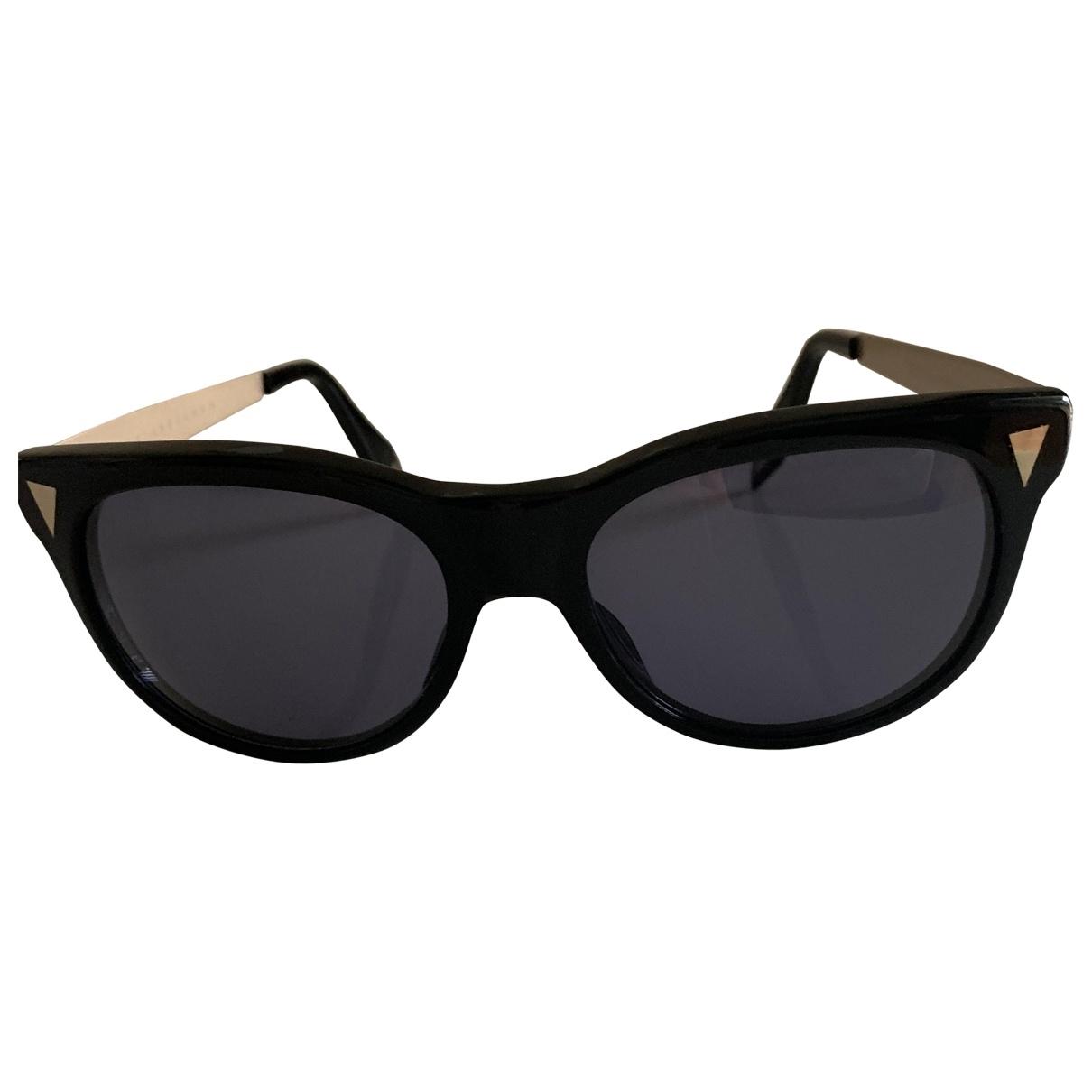 Victoria Beckham \N Black Sunglasses for Women \N