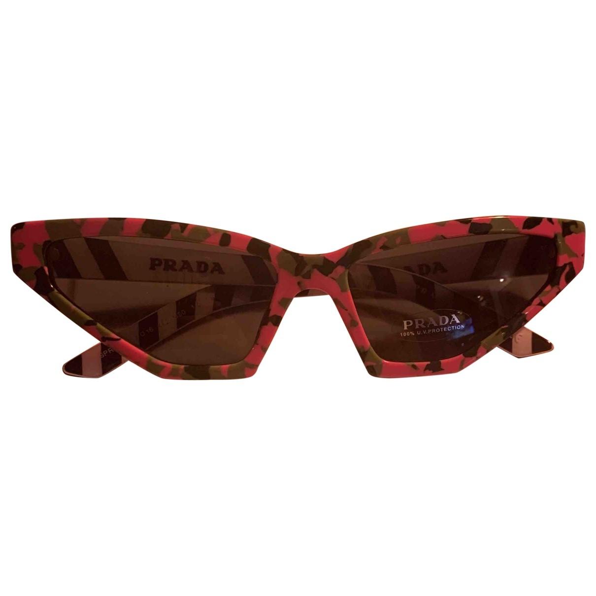 Prada \N Pink Sunglasses for Women \N