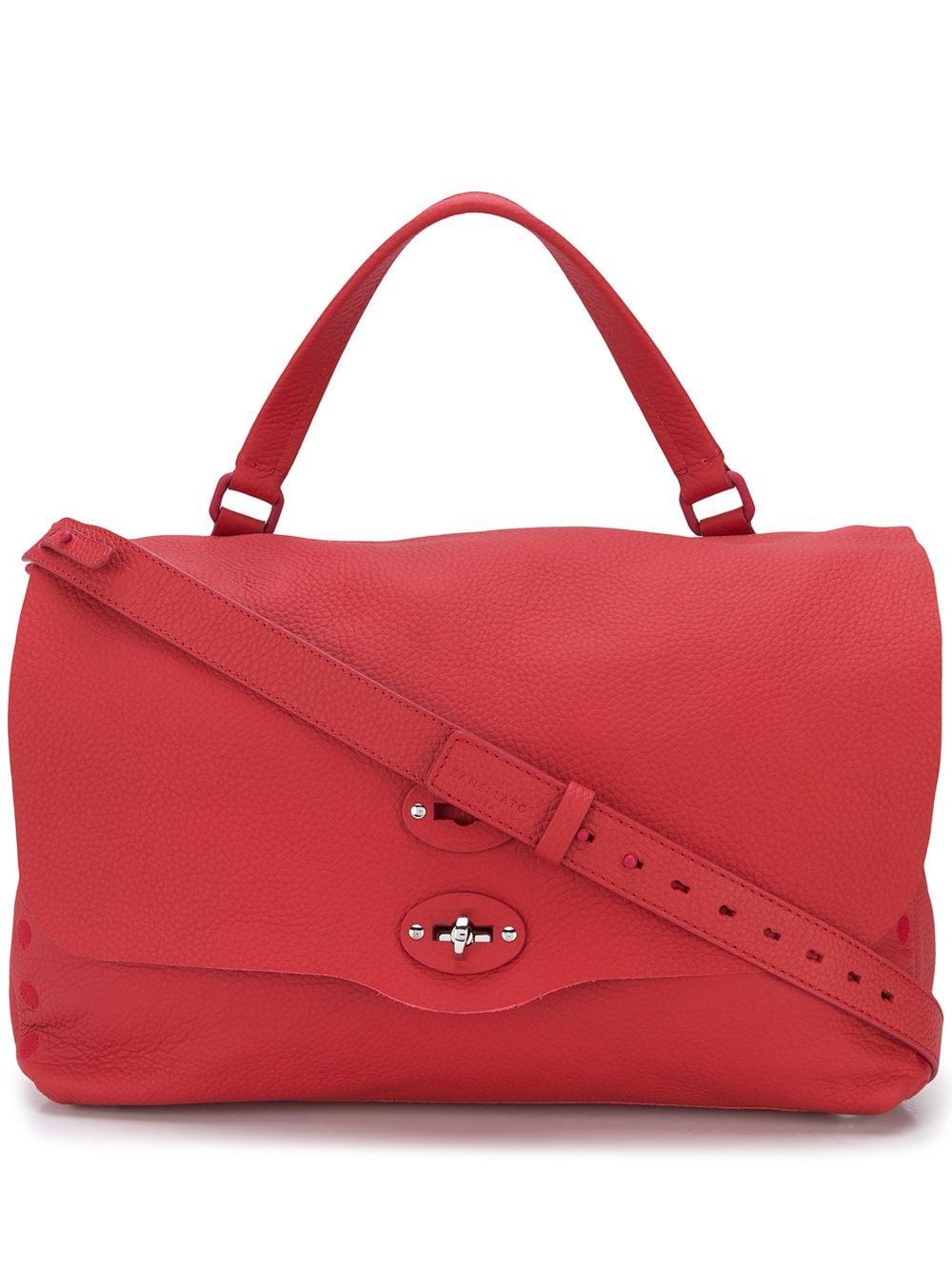 Jones Postina Leather Handbag