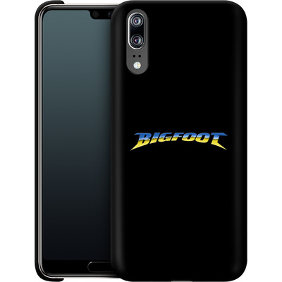 Huawei P20 Smartphone Huelle - Bigfoot Black von Bigfoot 4x4