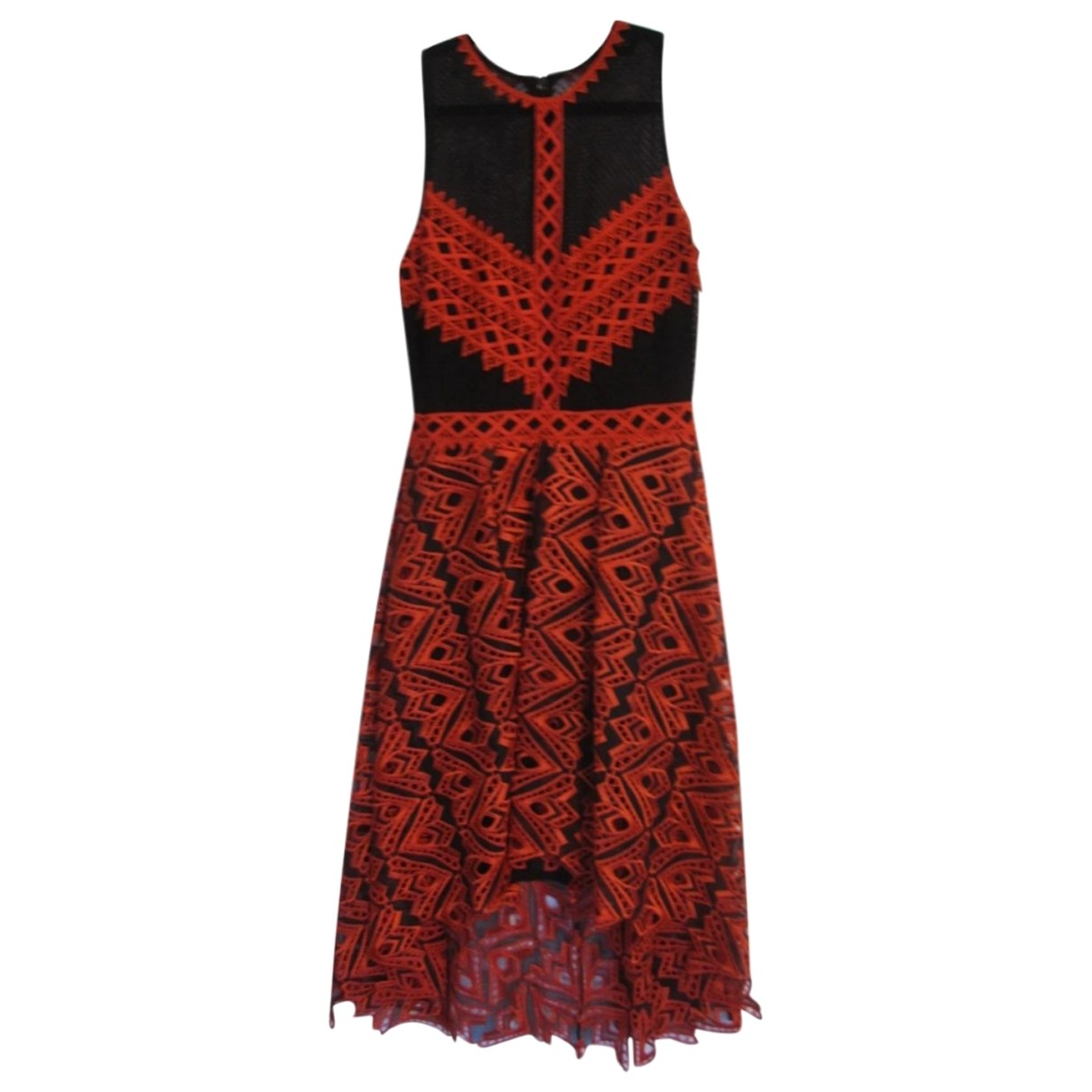 Jonathan Simkhai - Robe   pour femme - rouge
