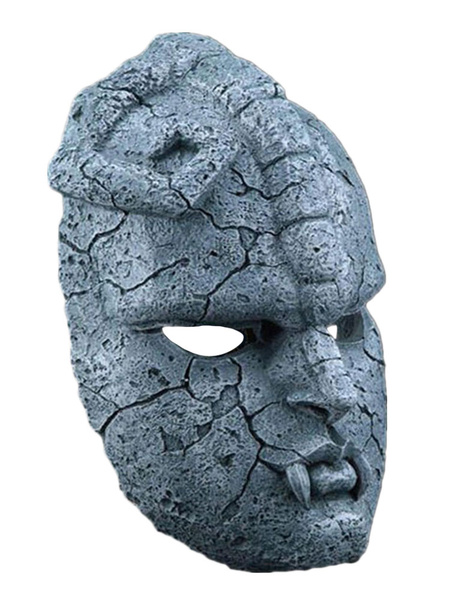 Milanoo JoJos Bizarre Adventure Stone Mask Cosplay Accessory Prop