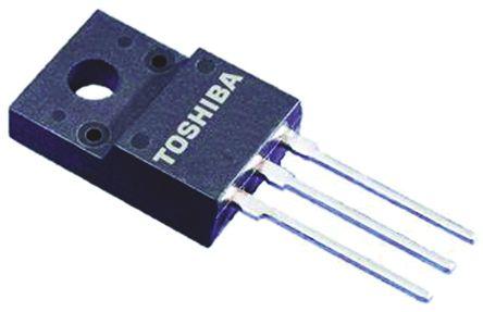 Toshiba N-Channel MOSFET, 6 A, 600 V, 3-Pin SC-67  TK6A60D,S5Q(J (5)