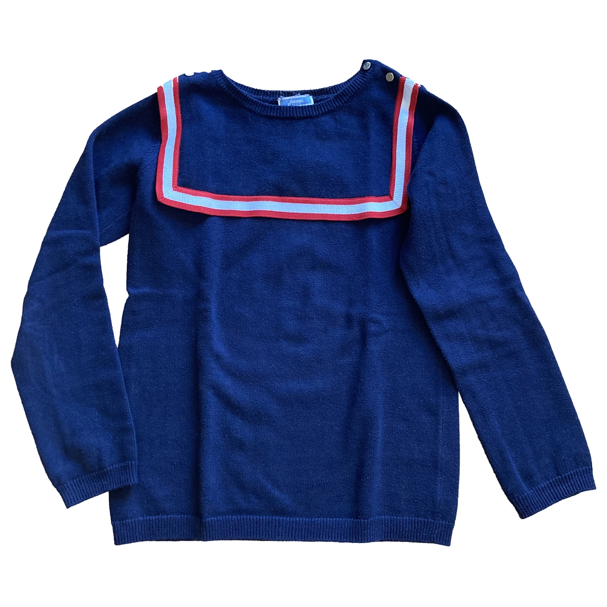 Jacadi \N Blue Cotton Knitwear for Kids 10 years - up to 142cm FR