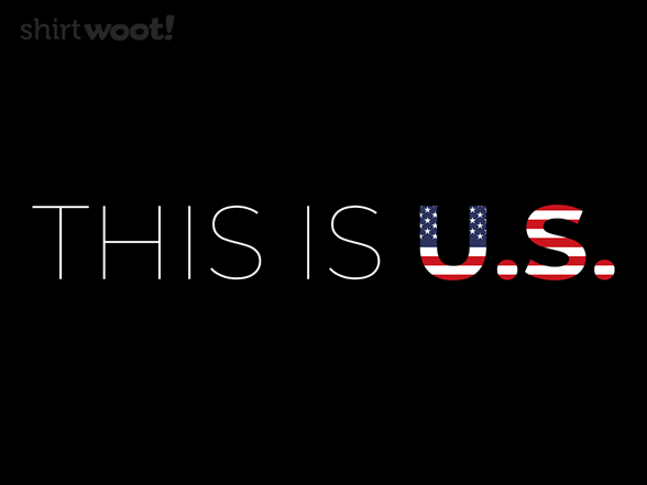 This Is U.s. T Shirt