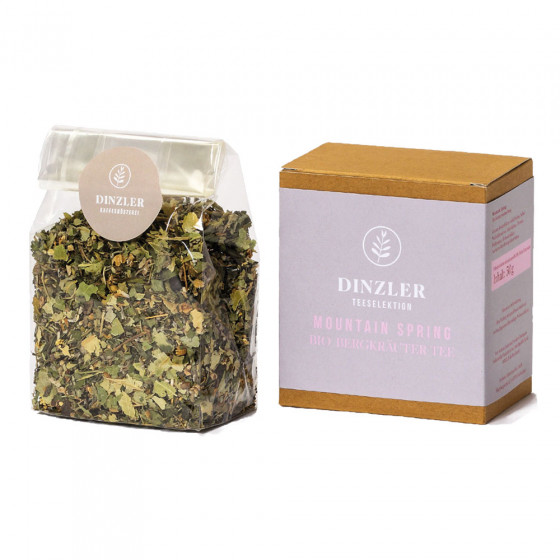 "Tee Dinzler Kaffeerosterei ""Mountain Spring"", 50 g"