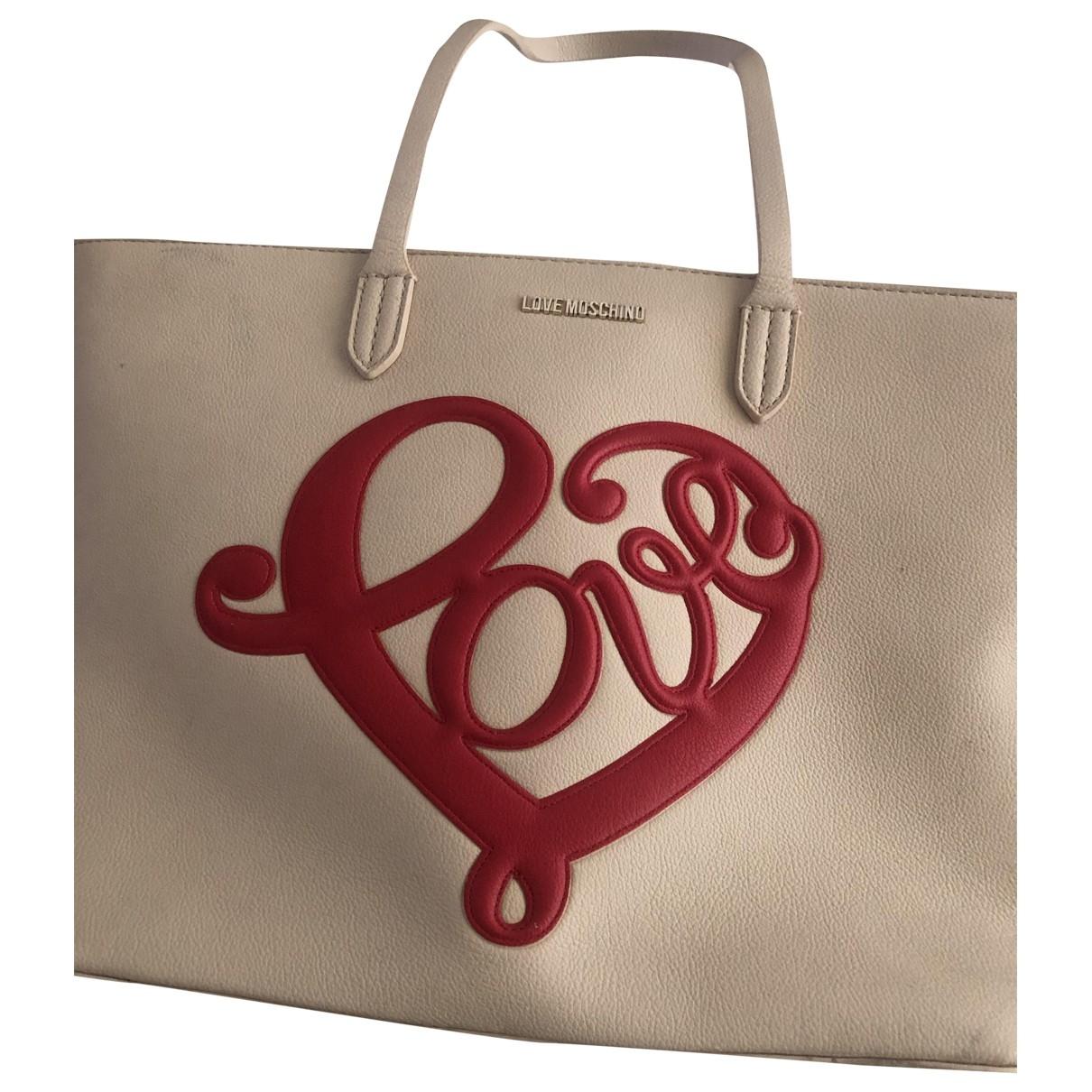 Bolso  Moschino Love