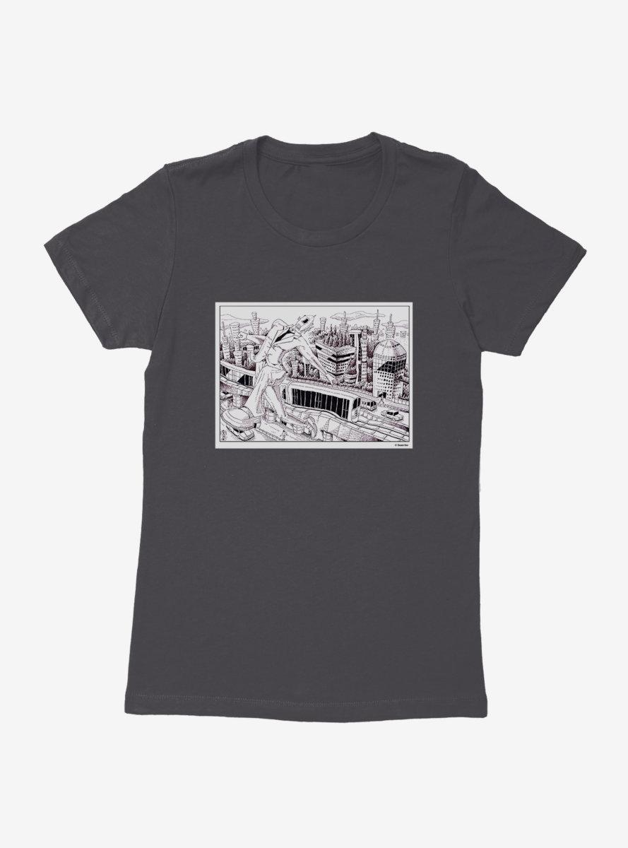 Business Fish Landscape Womens T-Shirt
