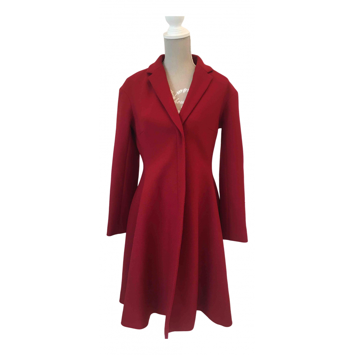 Paule Ka \N Red coat for Women 42 FR