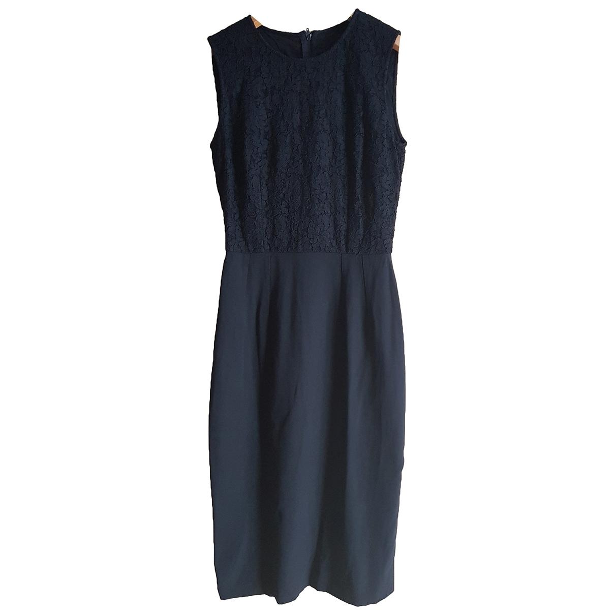 Dolce & Gabbana \N Black Cotton dress for Women 40 IT