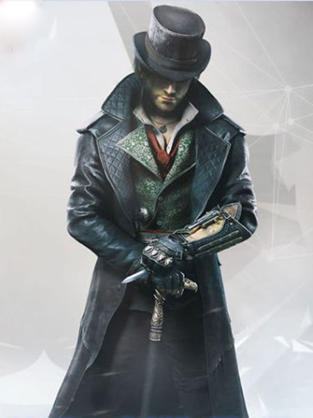 Milanoo Inspired By Assassin's Creed Syndicate Jacob Frye Halloween Cosplay Costume Halloween
