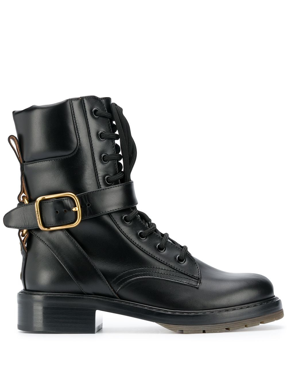 Diane Leather Biker Boots
