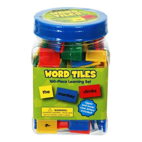 Eureka Tub Of Word Tiles Learning Set | Michaels®