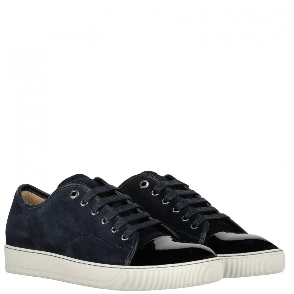 Lanvin Low Top Sneakers Colour: GREY, Size: 6
