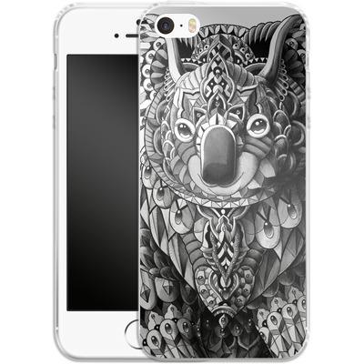 Apple iPhone 5 Silikon Handyhuelle - Koala von BIOWORKZ