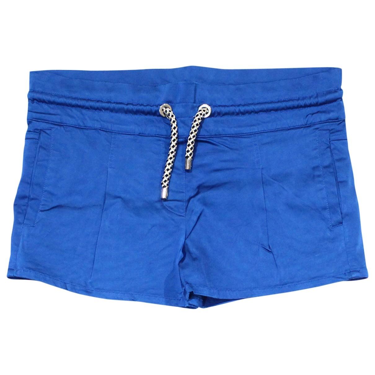 Versace Jeans \N Blue Shorts for Women 36 IT