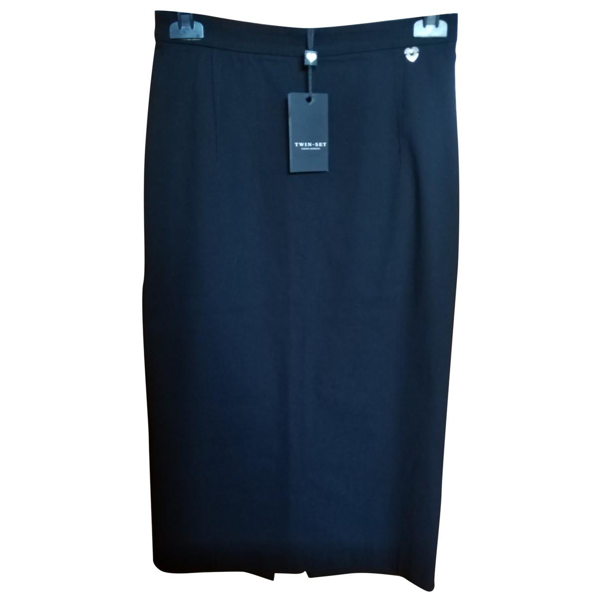 Twin Set N Black skirt for Women S International