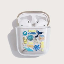 Vacation Pattern AirPods Case