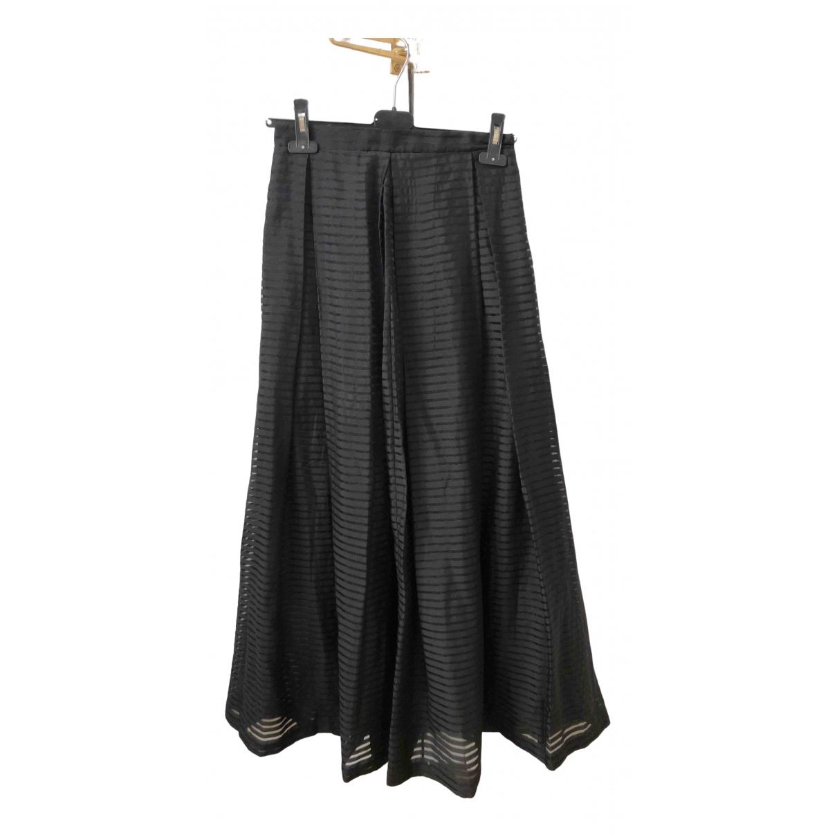 Eleven Paris - Jupe   pour femme en coton - noir
