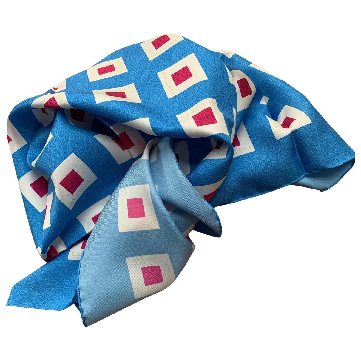 Bvlgari \N Multicolour Silk scarf for Women \N
