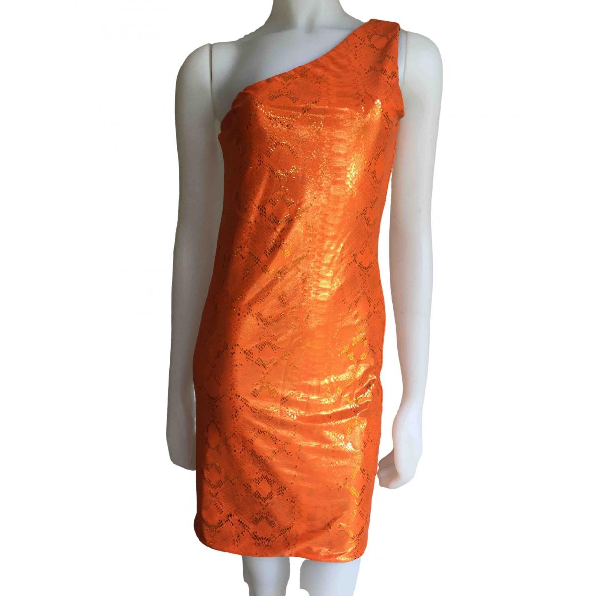 Just Cavalli - Robe   pour femme - orange