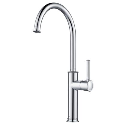 KPF-1681CH Sellette Kitchen Bar Faucet in Chrome