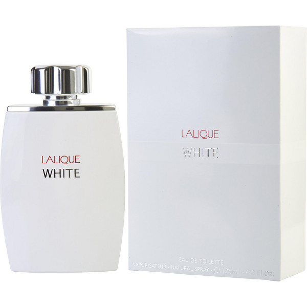 Lalique White - Lalique Eau de Toilette Spray 125 ML