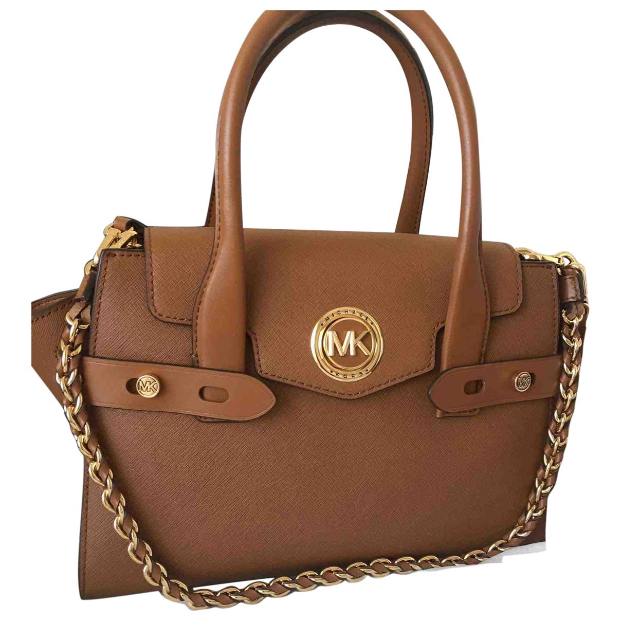 Michael Kors \N Camel handbag for Women \N