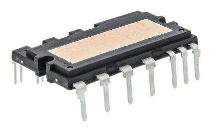 ON Semiconductor FSBB30CH60C, SPM27 EC , N-Channel IGBT Module, 30 A max, 600 V, Through Hole