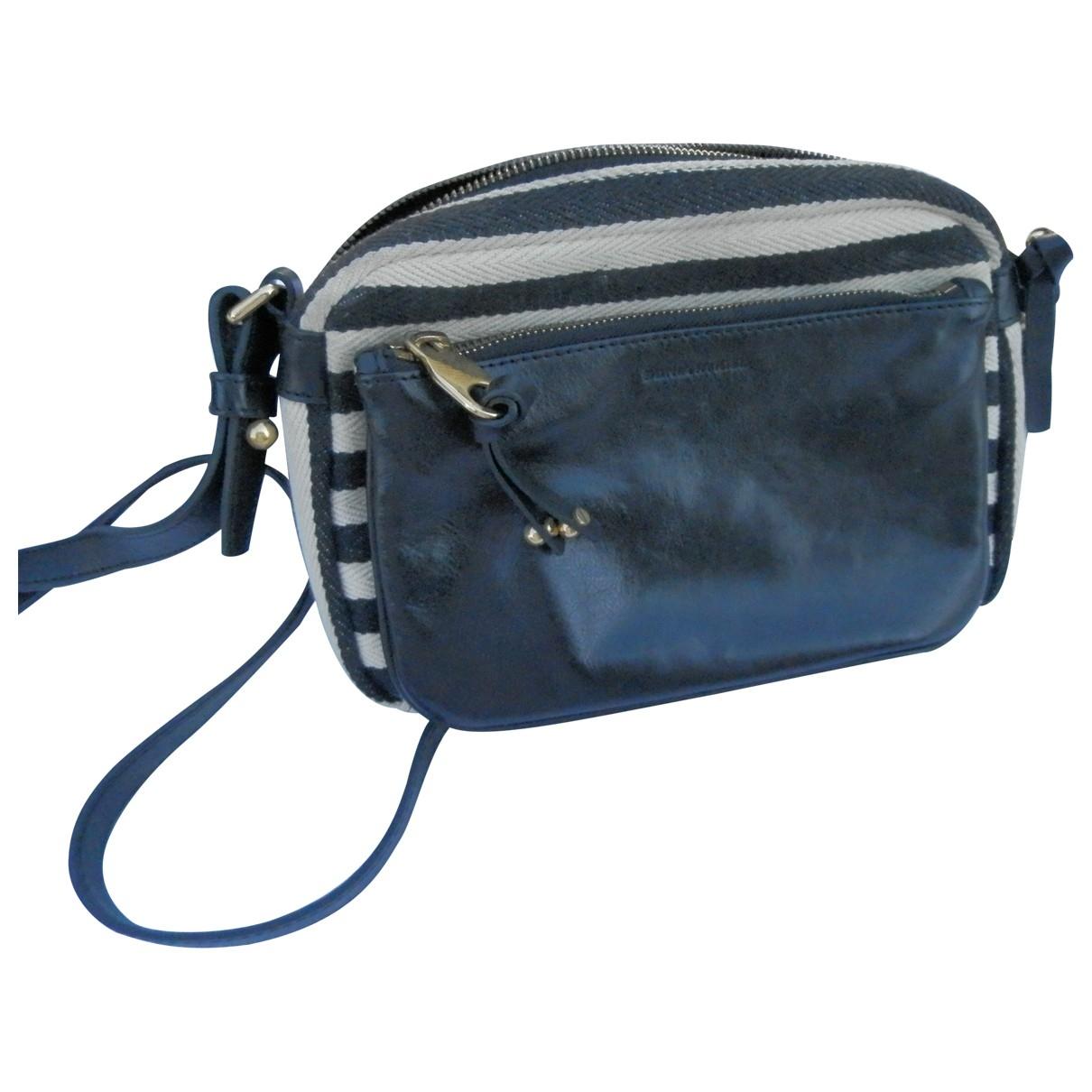Sonia Rykiel \N Handtasche in  Schwarz Leder
